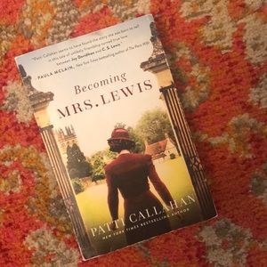 Book: Becoming MRS. Lewis